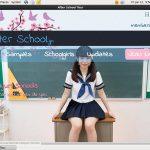 After School Japan Clips4sale