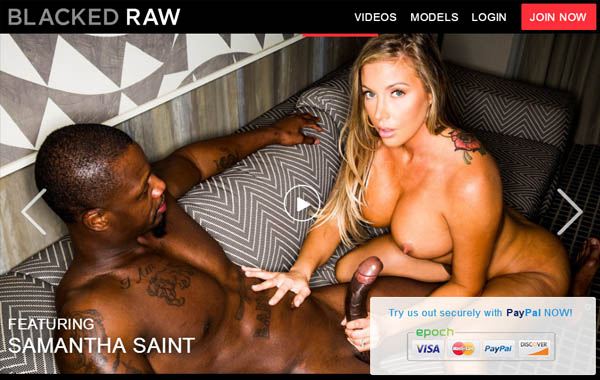 Blacked Raw Discounted Offer