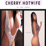 Cherry Hot Wife Nude