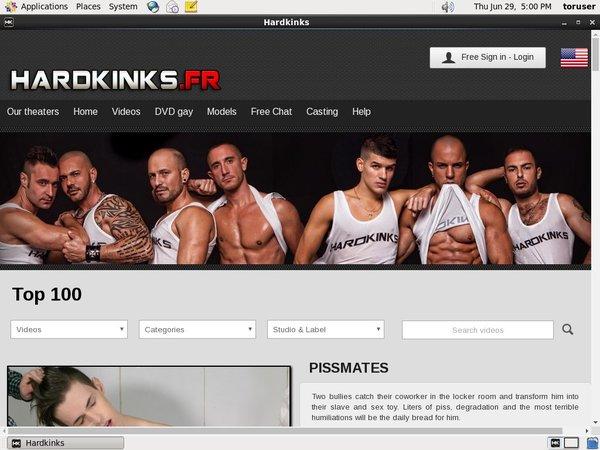 Discount Hardkinks Code