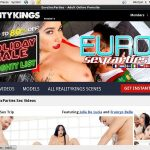 Euro Sex Parties $1 Trial