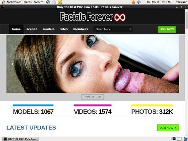 Facialsforever.com With No Credit Card