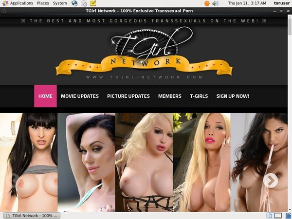 Free Trial T Girl Network Discount