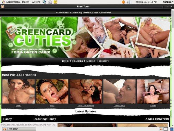 Greencardcuties Free Video