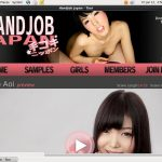 Handjob Japan Girls