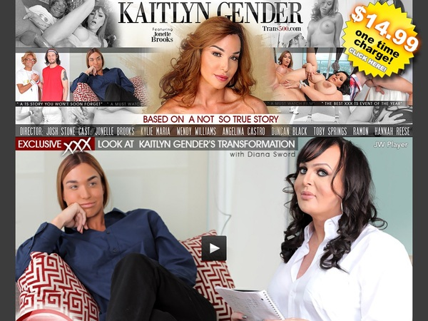 Kaitlyn Gender With IBAN