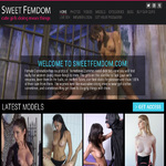 Sweet Femdom Trial Sign Up