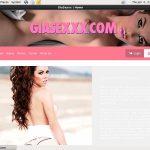 Trial GiaSexxx Membership