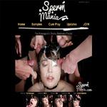 Xxx Sperm Mania