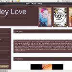 Bailey Love パスワード