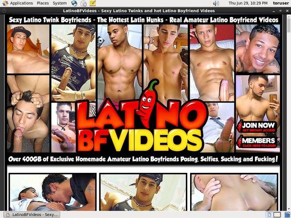 Gratis Latino BF Videos Konto