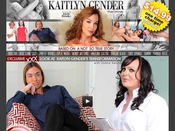 Kaitlyn Gender Working Accounts