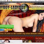 Ladyboyladyboy Wachtwoord