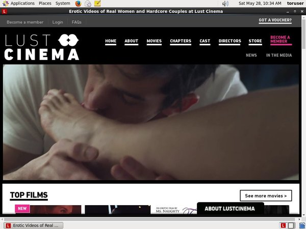 Lust Cinema Free Trial Membership
