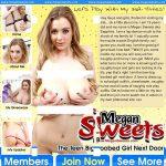 Megansweets.com Free Stream
