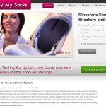 Premium Buy My Socks Account