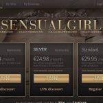 Sensualgirl Bankeinzug