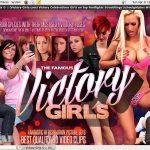 Victory Girls 신용 카드