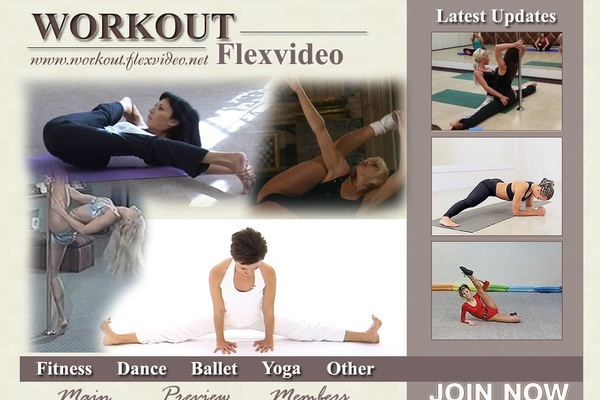 Workoutflexvideo Movie