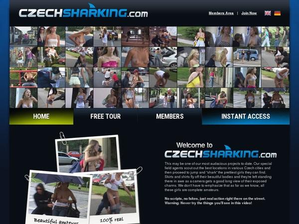 Czechsharking.com Free Id