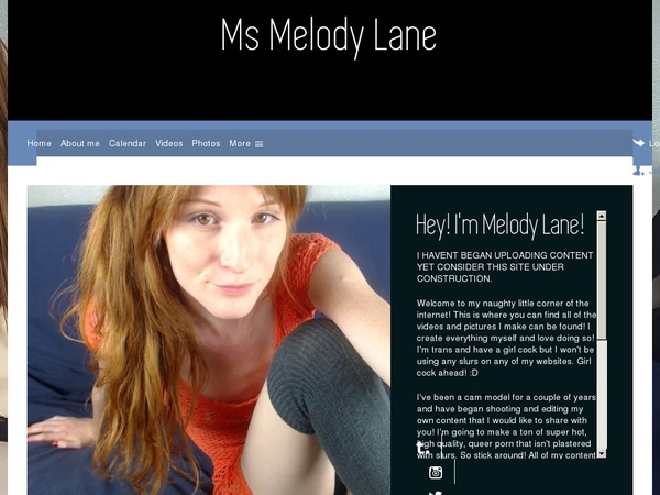 FreeMs Melody Lane