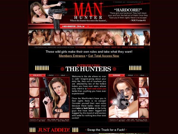 Manhunter.com Reviews