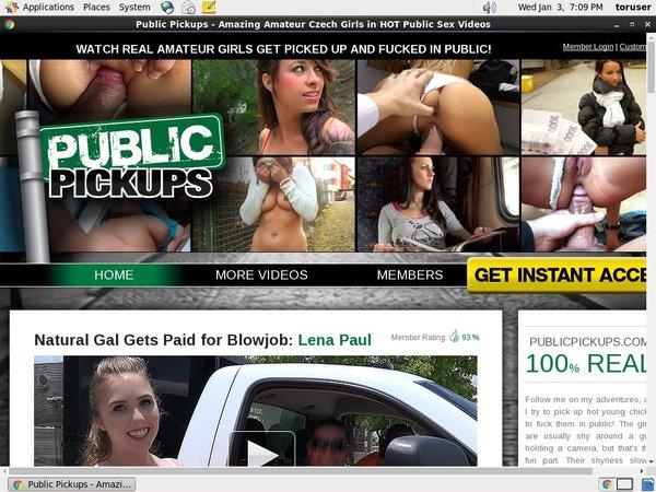 Public Pick Ups Ccbill.com
