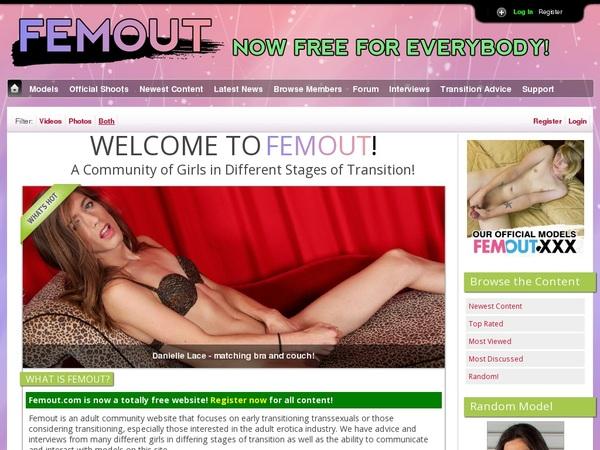 Femout Checkout Form