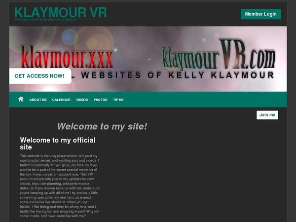 Discount VR Klaymour