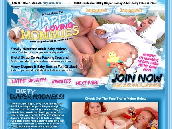 Free Diaper Loving Mommies Trial Memberships