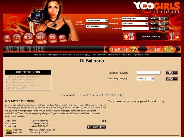 Free Oi Balloons Hd Porn