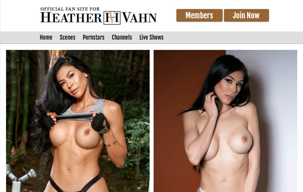 Free Trial Porn Heathervahn