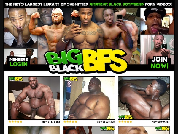 Big Black BFs Discount 50%