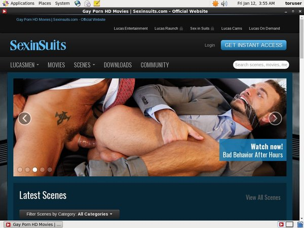 Sex In Suits Com Discount Trial