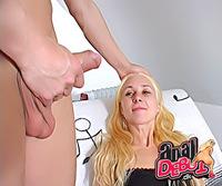 Analdebut analsex