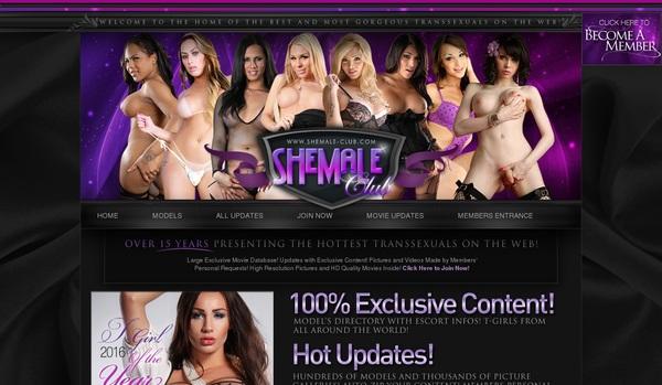 Shemale-club.com Take Paypal