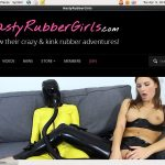 Nasty Rubber Girls Cheaper