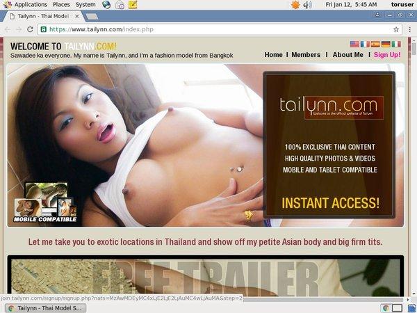 Tailynn.com Full Episodes