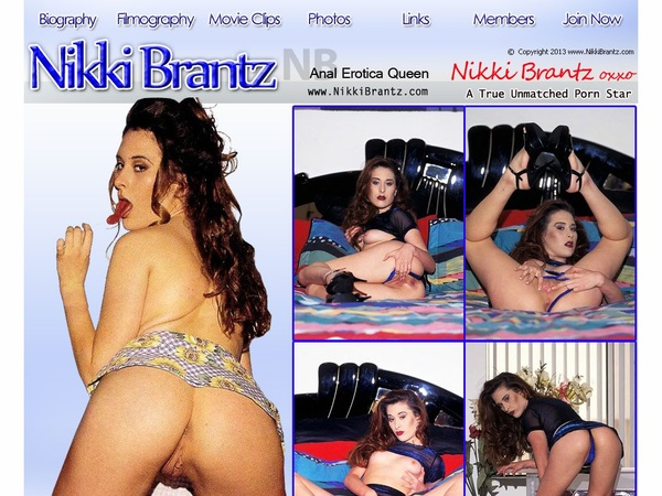 Join Nikkibrantz.com Gift Card