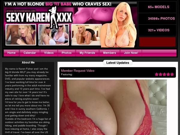 Paypal Karen Fisher Join