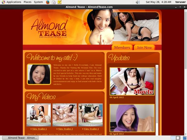 Almondtease Trial For Free