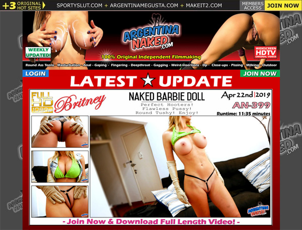 Argentinanaked Free Trial Join
