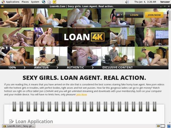 Loan 4k Sign Up