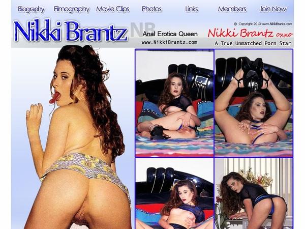 Premium Account Nikki Brantz Free