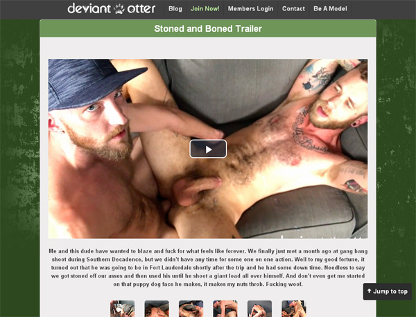 Deviantotter.com New Accounts