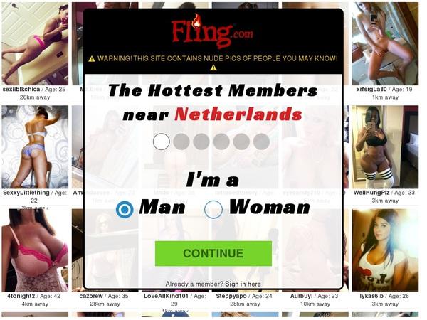 Fling Free Memberships