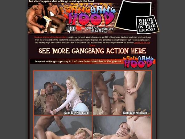 Gang Bang Hood Discount Free Offer
