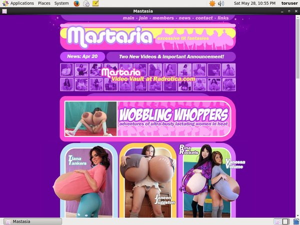 Log In Mastasia.com