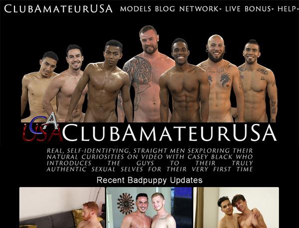 Trial Membership Clubamateurusa Free