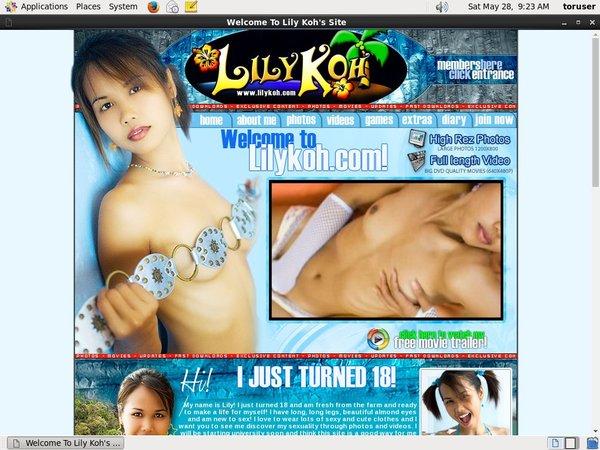 Lily Koh Hd Free